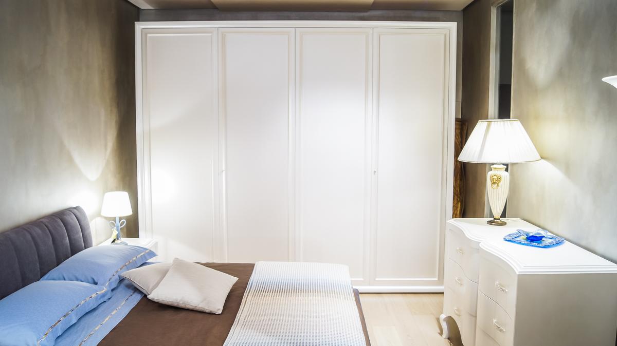 Camera matrimoniale belvisi mobili s r l arredamento for Camera matrimoniale arredamento