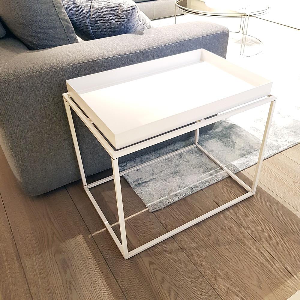 Tavolini Da Salotto Arredamento.Coppia Tavolini In Metallo Belvisi Mobili S R L Arredamento