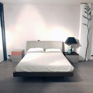 Camera con letto Novamobili Sconto outlet