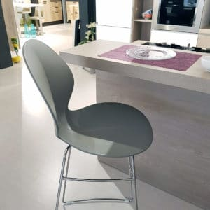 Sgabello Basic Calligaris sconto outlet